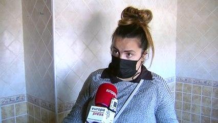 Una madre con seis hijos pide una vivienda social ante un posible desahucio