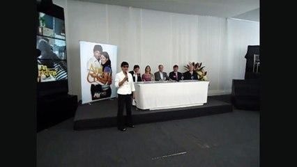 TeleNovelasPerú... Conferencia de Prensa Ana Cristina 002
