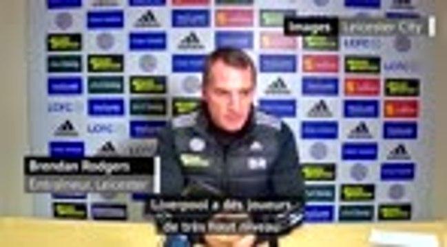 """9e j. - Rodgers sur la cascade de forfaits à Liverpool : """"Ca reste une équipe incroyable"""""""