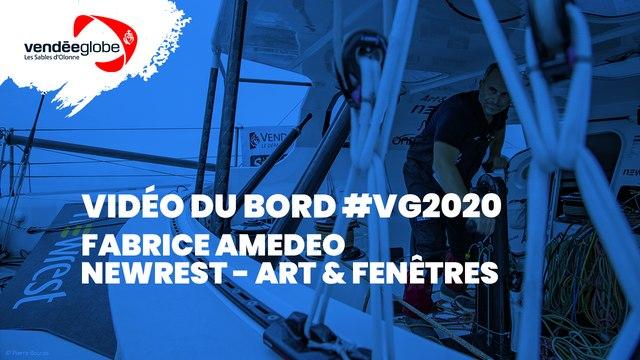 Vidéo du bord - Fabrice AMEDEO | NEWREST - ART & FENÊTRES - 21.11