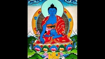 "Tifen* - ""Le Bouddha Bleu"""