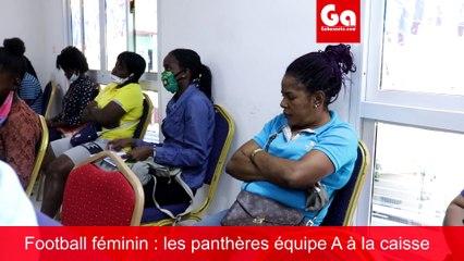 FOOTBALL FEMININ LES U23 ET U20 A LA CAISSE