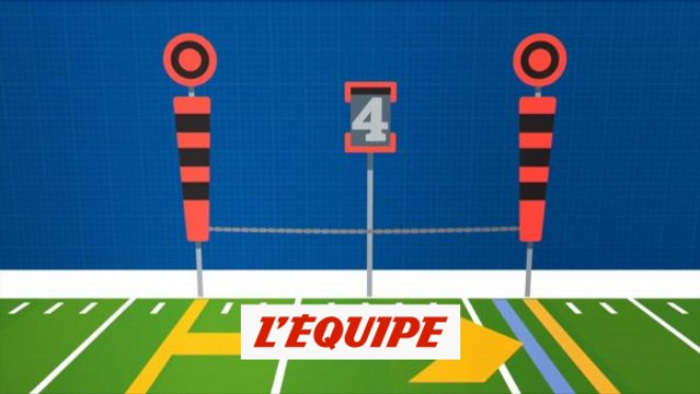 Le first down - Foot US - Tuto NFL