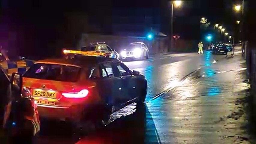 Falkirk Glen Brae crash