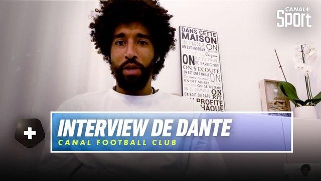 """Dante : """"Encore moins prêt à arrêter après la blessure"""" (Interview)"""