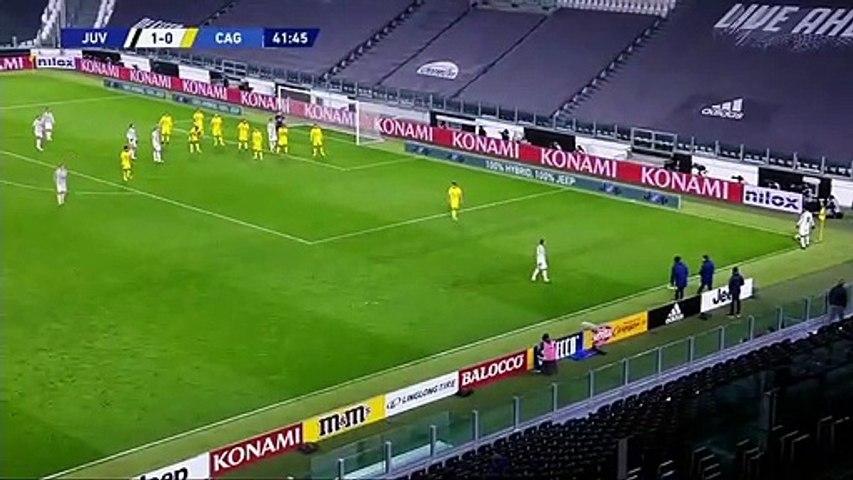 Ronaldo lập cú đúp vs Caliagri