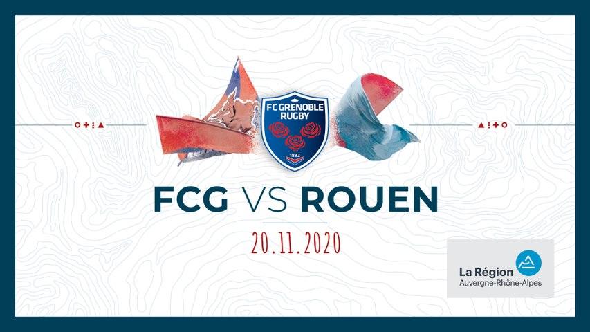 Rugby : Video - FCG ? Rouen : le résumé vidéo (saison 2020-2021)