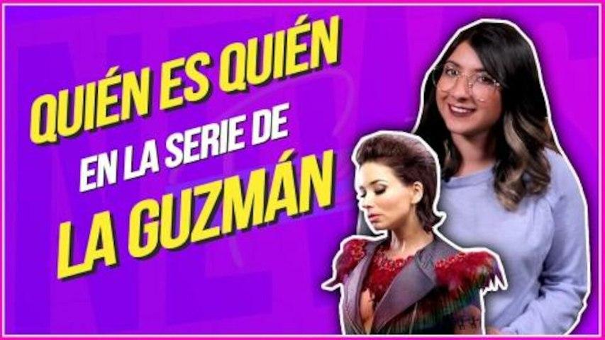 ¿Quién es quién en la serie de Alejandra Guzmán?