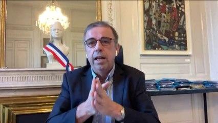 """Réouverture des commerces, crise sociale, loi """"Sécurité globale""""... le """"8h30 franceinfo"""" de Pierre Hurmic"""