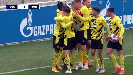 Deftige Blamage im Revierderby   FC Schalke 04 U23 – Borussia Dortmund U23 (Regionalliga West)