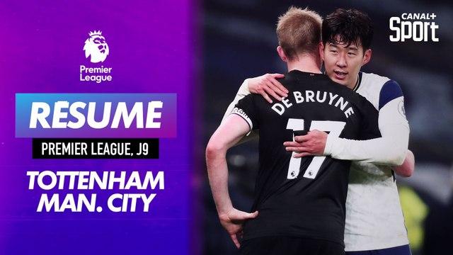 Le résumé grand format de Tottenham / Manchester City