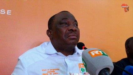 « Bédié abuse des largesses de son âge, nous ne pouvons pas tolérer » (Adjoumani)