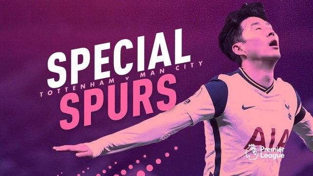 """""""SPECIAL SPURS"""" : le résumé de Tottenham - Manchester City"""