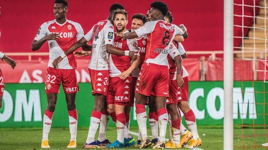 L1 - Le résumé vidéo du match AS Monaco - Paris Saint-Germain