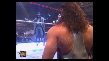 The Undertaker vs Diesel - Wrestlemania XII