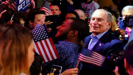 Michael Bloomberg, John Legend, Billie Eilish added as Democratic convention takes shape - YouTube