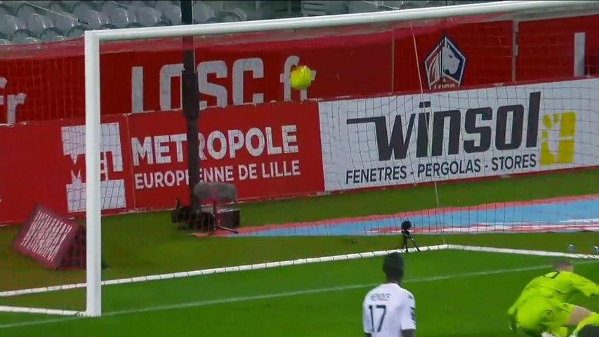 L1 - Le résumé de la rencontre Lille OSC - FC Lorient