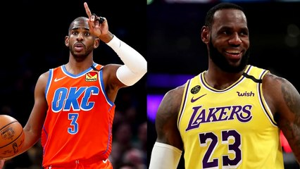 I Doubt The Lakers Trade For Chris Paul