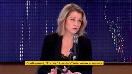 """Barbara Pompili assure que les dérogations pour les chasseurs sont """"très encadrées"""""""