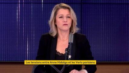"""Barbara Pompili ne """"partage pas"""" la """"vision de la laïcité"""" de """"certains chez Europe Ecologie Les Verts"""""""