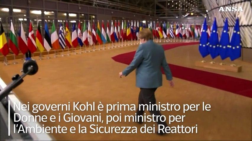 Angela Merkel, 15 anni alla guida della Germania