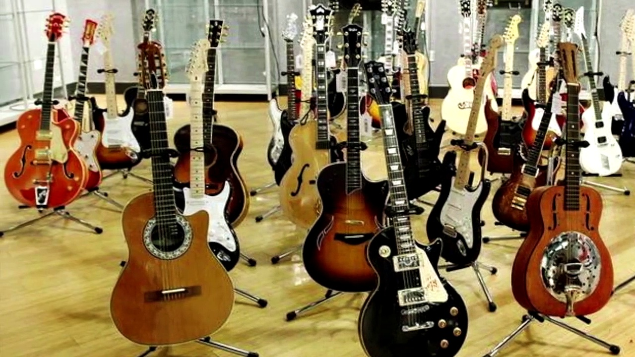 U.S. retailer Guitar Center files for bankruptcy