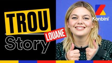 """Louane : """"Damso est plus gentil et doux qu'on ne le pense"""" l Trou Story"""