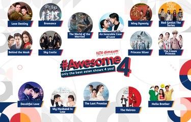 #Awesome4 Top 10 FREE dramas