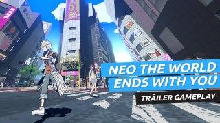 NEO The World Ends with You - Tráiler gameplay de presentación