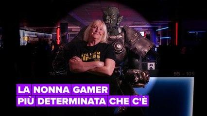 La nonna gamer più determinata che c'è