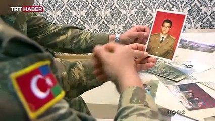 Azerbaycanlı emekli asker, doğduğu köyü oğlu ile birlikte kurtardı