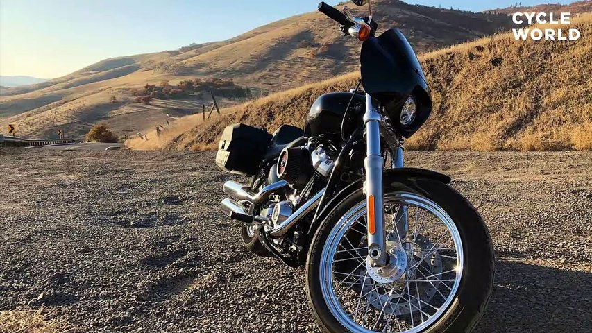 2020 Harley-Davidson Softail Standard Review, Part 2