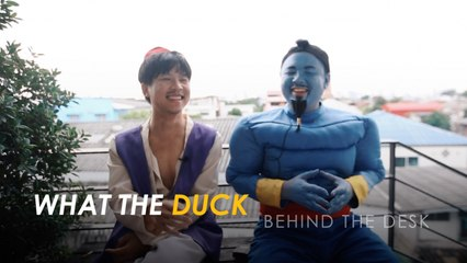 What The Duck - Behind The Desk (Duck) - เหตุใด - Whal & Dolph