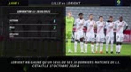 11e j. - 5 choses à savoir après Lille - Lorient