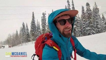 Outside TV - October Video of the Month | SamMcDaniel