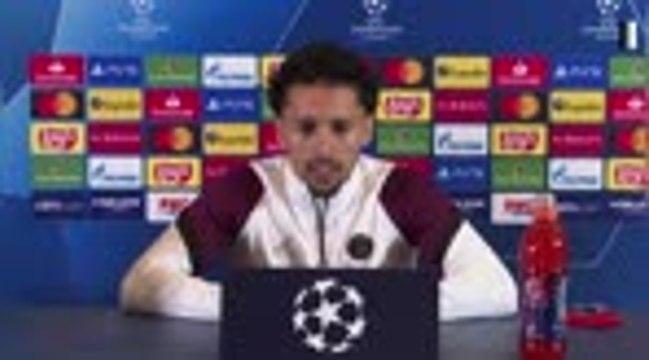 """Groupe H - Marquinhos : """"Neymar est un de ceux qui se sacrifient le plus pour l'équipe"""""""