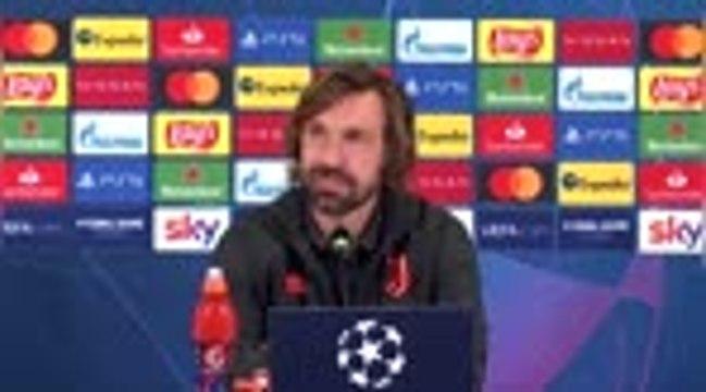 """Groupe G - Pirlo : """"Je traite Ronaldo comme tous les autres joueurs"""""""
