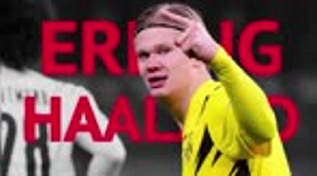 Focus - Erling Haaland signe la performance de la semaine