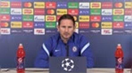 """Groupe E - Lampard : """"Je veux que Giroud reste ici car il va jouer"""""""