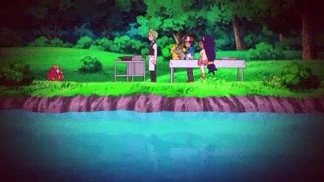 Pokemon S14E08 Darumakka And Hihidaruma! The Secret Of The Clock Tower!!