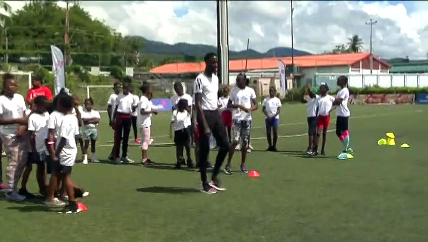 Atlantic Track And Field Camp