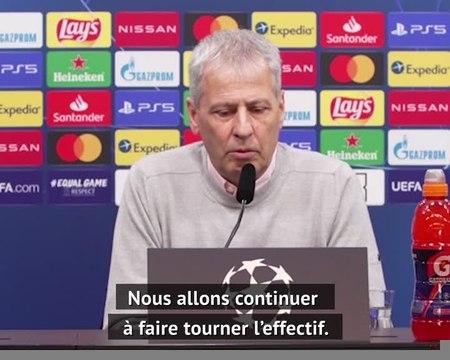 """Groupe F - Favre : """"La rotation d'effectif est obligatoire"""""""