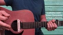 Monster - Shawn Mendes Justin Bieber - Guitar Lesson