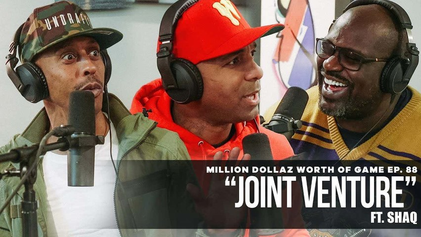 """FULL VIDEO: MILLION DOLLAZ WORTH OF GAME EP:88 """"JOINT VENTURE"""""""