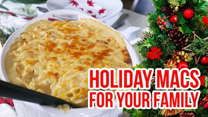 Mac & Cheese Recipes for the Holidays