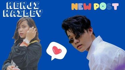 [HOT ] Cặp đôi KENJI - HAILEY tình bể bình khi tham gia game show mới