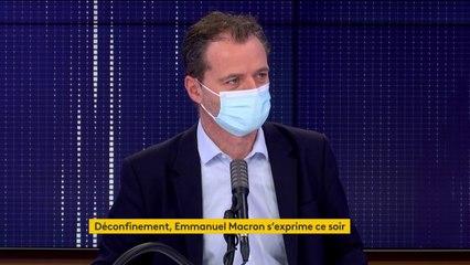 """Confinement : """"Si on relâche trop vite, le virus va recirculer plus vite"""", affirme le professeur Rémi Salomon"""