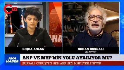 Cumhur İttifakı'da son durum ne? Orhan Bursalı canlı yayında son anketi açıkladı