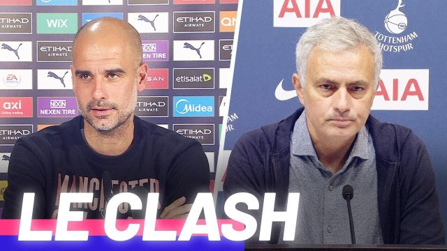 La raison pour laquelle José Mourinho et Pep Guardiola se sont (encore) clashés | Oh My Goal