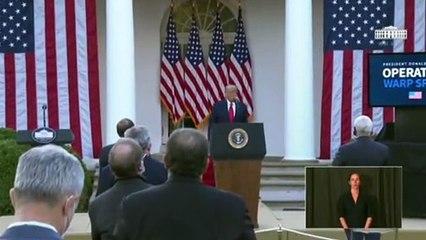 Trump autoriza el traspaso de poder en EEUU pero insiste en que impugnará